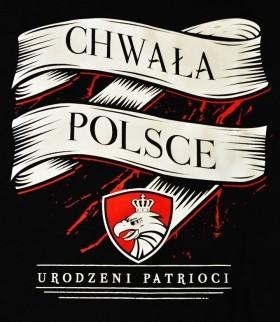 """Chwała Polsce """"Urodzeni Patrioci"""""""