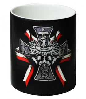 """Kubek patriotyczny """"Krzyż NSZ"""""""