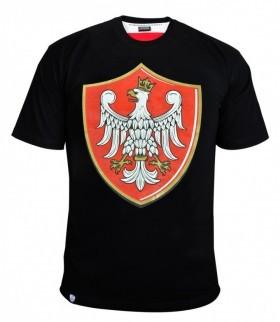 """Orzeł Piastowski """"Tarcza"""" czarna"""