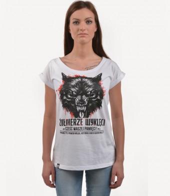 """Koszulka damska """"Żołnierze Wyklęci"""""""