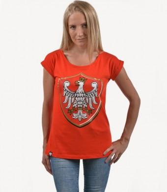"Koszulka damska ""Orzeł Piastowski"""