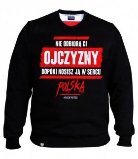 "Polska ""Ojczyzna ma kochana"""