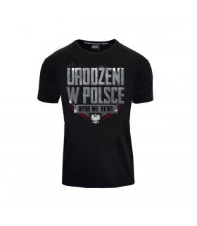 Koszulka Urodzeni w Polsce