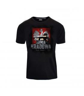 Koszulka Armia Krajowa Chwała Bohaterom