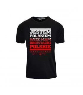 Koszulka Jestem Polakiem