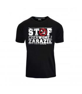 Koszulka Stop czerwonej zarazie