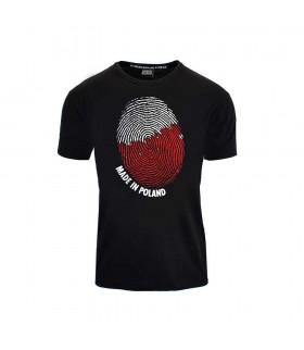 Koszulka Made in Poland Odcisk