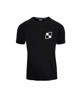 Koszulka Szachownica Dyskretna