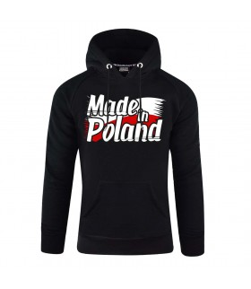Bluza z kapturem Made in Poland