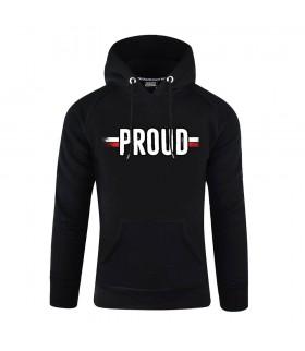 Bluza z kapturem Proud