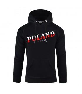 Bluza z kapturem POLAND Proud