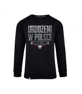 Bluza męska Urodzeni w Polsce