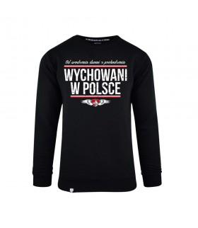 Bluza męska Wychowani w Polsce
