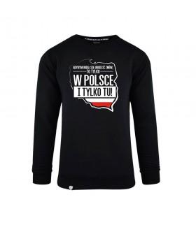 Bluza męska Tylko w Polsce