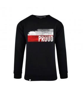 Bluza męska Proud Flaga