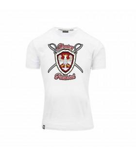 Biała Koszulka Obrońcy Polskości