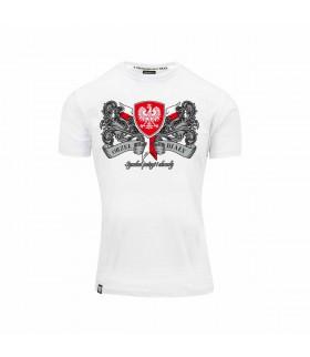 Biała Koszulka Orzeł Biały