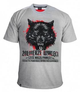"""Koszulka Wilk """"Żołnierze Wyklęci"""""""